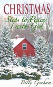 Christmas Steps to Peace With God (20 Pack) (Kjv)
