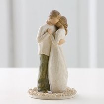 Willow Tree Figurine: Promise Cake Topper (Wedding)