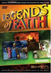 Christmas (DVD Rom) (Legends Of Faith Dvd Series)