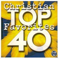 Top 40 Christian Favourites 3 CD Pack