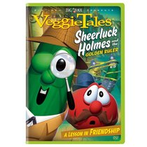 Veggie Tales #26: Sheerluck Holmes and Golden Ruler (#026 in Veggie Tales Visual Series (Veggietales))