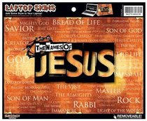 Laptop Skins: The Names of Jesus