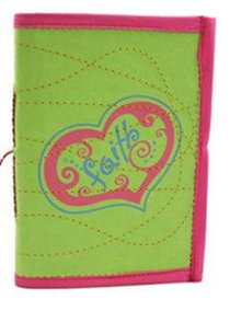 Small Journal Faith Green/Pink (Empowering The Poor Series)
