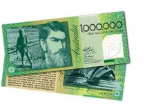 One Million Dollar Note Gospel (100 Pack)