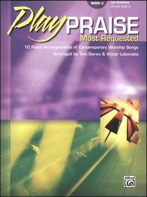 Play Praise #02: Most Requested (Music Book)