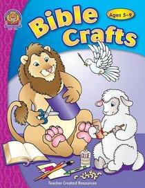 Bible Crafts (Teacher Created Resources Series)