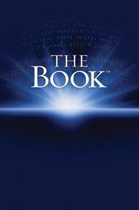 NLT the Book (Black Letter Edition) (1st Ed.)