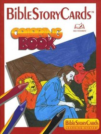 Bible Story Card: Colouring Book Old Testament