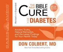 For Diabetes (Unabridged, 2 CDS) (The New Bible Cure Series)