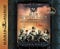 Sir Quinlan and the Swords of Valor (#05 in The Knight Of Arrethtrae Audiobook Series)