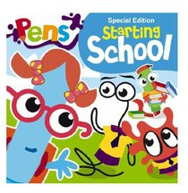 Starting School (Pens Daily Devotions For Small People Series)