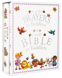 Bible and Prayers Giftset (Candle Bible For Toddlers Series)