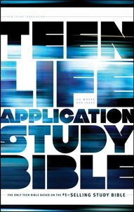 NLT Teen Life Application Study (Black Letter Edition)
