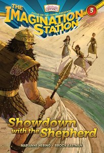 Showdown With the Shepherd (#05 in Adventures In Odyssey Imagination Station Series)