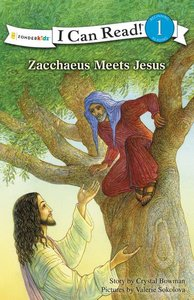 Zacchaeus Meet Jesus (I Can Read!1 Series)