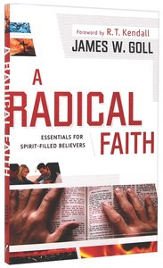 A Radical Faith