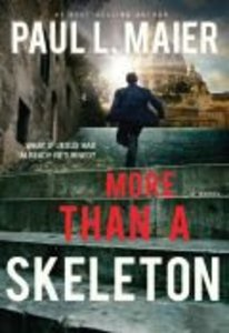 More Than a Skeleton (Abridged, 3 Cds)