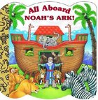 All Aboard Noahs Ark! (Golden Books Series)
