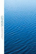 Genesis (Understanding The Books Of The Bible Series)