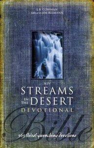 NIV Streams in the Desert Bible