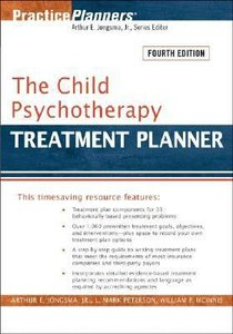 The Child Psychotherapy Treatment Planner (4th Ed)