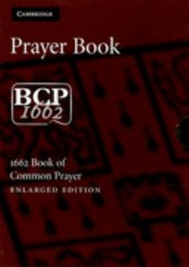 Book of Common Prayer Englarged Edition Brown