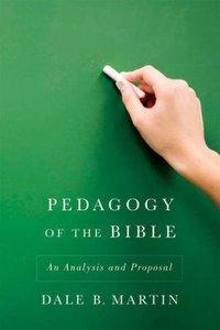 Pedagogy of the Bible