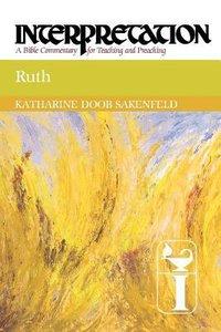 Interpretation: Ruth