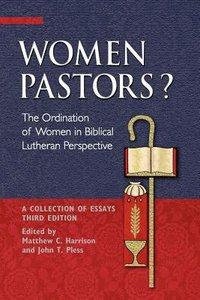 Women Pastors?
