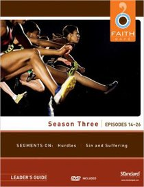 Season Three Episodes 14-26 (Leaders Guide and DVD) (Faith Cafe Series)