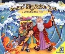 Life the Flap: Moses Big Adventure