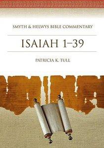 Shbc Commentary: Isaiah 1-39