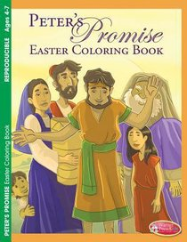 Peters Promise (Ages 4-7, Reproducible) (Warner Press Colouring & Activity Books Series)