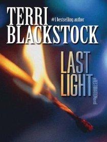 Last Light (Large Print) (#01 in Restoration Novels Series)