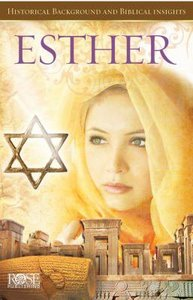 Esther (Rose Guide Series)