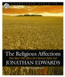 Religious Affections, the (Unabridged) (Mp3)