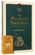 The Pilgrims Progess (With MP3 Audio Book) (Hendrickson Christian Classics With Audio Series)