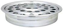 """Communion Tray: Silvertone (Rw-500a) (12"""")"""