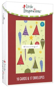Christmas Boxed Cards: Blessings