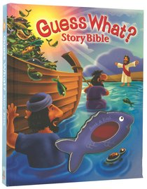 Guess What? Story Bible