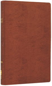 NIV Thinline Bible Metallic Copper (Red Letter Edition)