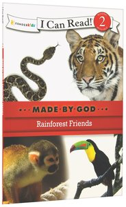 Rainforest Friends (I Can Read!2/made By God Series)