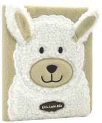 Little Lambs Bible Faux Fur