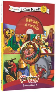 Heroes of the Bible - 5 Stories With Audio CD (My First I Can Read/beginners Bible Series)