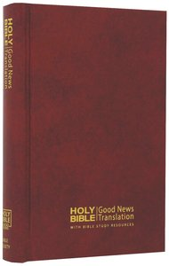 GNB Compact Bible Red