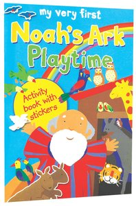 My Very First Noahs Ark Playtime