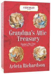 Grandmas Attic Treasury (4 Book Set)