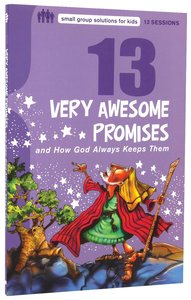 13 Very Awesome Promises (Small Group Solutions For Kids Series)