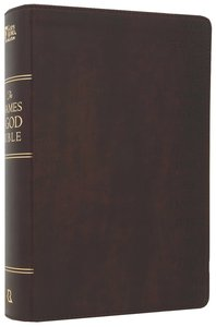 Gods Word Names of God Bible Mahogany Duravella