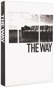 NLT the Way Bible (Black Letter Edition)